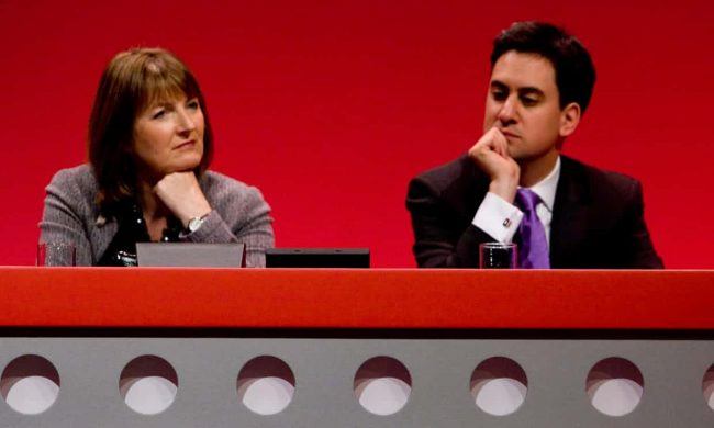 Harriet Harman (photo from The Guardian)